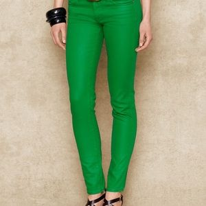 Ralph Lauren RL Courtland Skinny Jeans 32